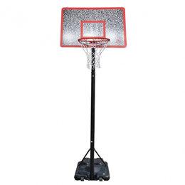 """Стойки и кольца - Мобильная баскетбольная стойка 44"""" DFC STAND44M, 0"""
