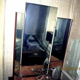 Зеркала - Зеркало триляж с тумбой бесплатно, 0