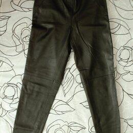 Брюки - Штаны кожаные Zara, 0