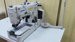 Швейное производство - Продается промышленная петельная машина JUKI…, 0