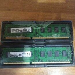 Модули памяти - Оперативная память DDR3 16Gb (8+8), 0