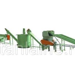 Производственно-техническое оборудование - Линия для переработки ПЭТ бутылок, 0