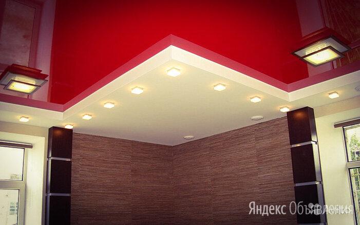 Натяжной потолок по цене 120₽ - Потолки и комплектующие, фото 0