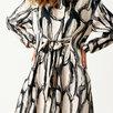 Платье 1848 ELLETTO LIFE черно-бежевое Модель: 1848 по цене 4914₽ - Платья, фото 1