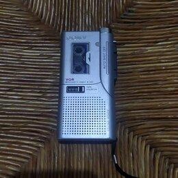 Диктофоны - Микрокассетный диктофон Sony m-540v, 0