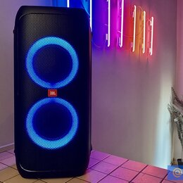 Портативная акустика - Колонка jbl partybox 310 аренда, 0