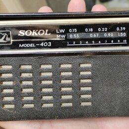 Радиоприемники - Радиоприемник сокол 403, 0