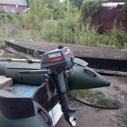 Моторные лодки и катера - Лодка пвх +Мотор ямаха 3 л, с , 0