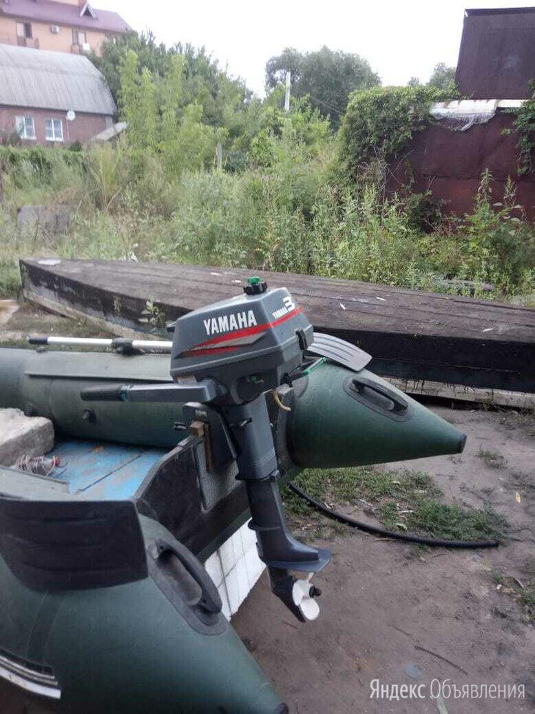 Лодка пвх +Мотор ямаха 3 л, с  по цене 40000₽ - Моторные лодки и катера, фото 0