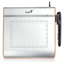 Планшеты - Графический планшет Genius EasyPen i405X способ вв, 0