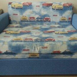 Диваны и кушетки - Детский раскладной диван б/у в хорошем состоянии, 0