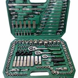 Наборы инструментов и оснастки - Набор инструментов Sato 150 деталей, 0
