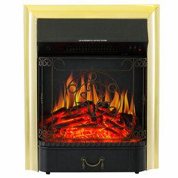 Камины и печи - Royal Flame Очаг Royal Flame Majestic FX Brass, 0