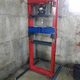 Пресс-станки - Пресс гидравлический 50 тонн для автосервиса, 0