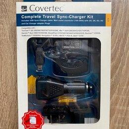 Аксессуары - Набор кабелей +переходников адаптеров для навигаторов, 0