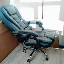 Компьютерные кресла - Офисное кресло с массажем, 0