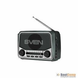 Радиоприемники - Радиоприемник SVEN SRP-525 Серый, 0