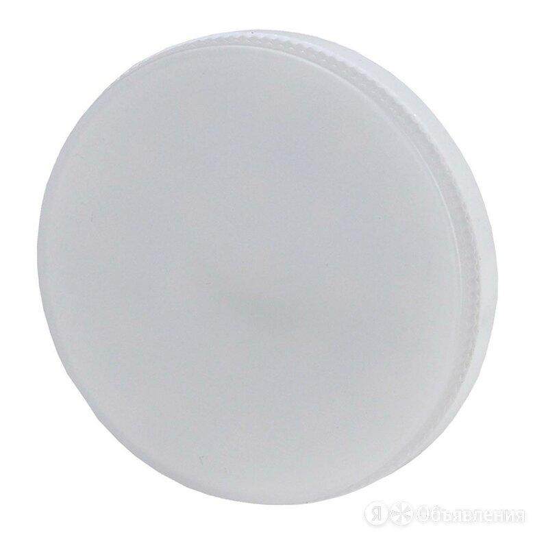 Лампа светодиодная ЭРА GX53 8W 6500K матовая LED GX-8W-865-GX53 R Б0045332 по цене 120₽ - Лампочки, фото 0