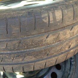 Шины, диски и комплектующие - Автомобильные колеса 205/55 r16 5*114,3, 0