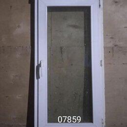 Готовые конструкции - Пластиковое окно (б/у) 1260(в)х630(ш), 0