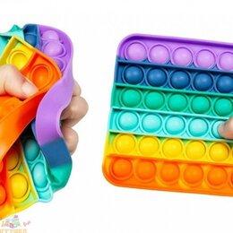 Игрушки-антистресс - Поп ит антистресс. Много., 0