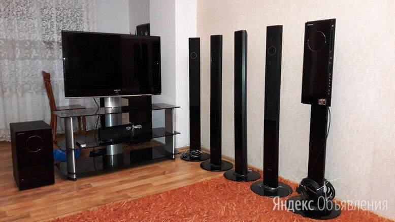 Домашний кинотеатр с телевизором и подставкой SAMSUNG по цене 40000₽ - Домашние кинотеатры, фото 0