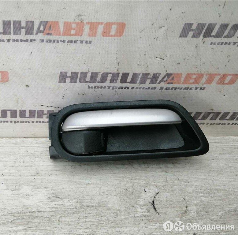 Ручка двери внутренняя задняя правая Мазда 3 BL БЛ по цене 250₽ - Интерьер , фото 0