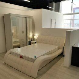 Кровати - Спальный гарнитур с матрасом в комплекте, 0