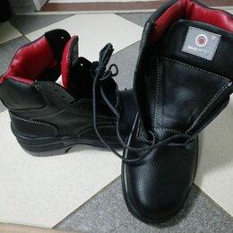 Обувь - Ботинки спец, 0
