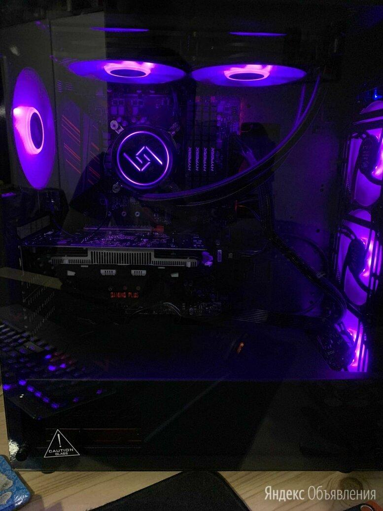 Игровой фулл пк i7, 1050ti, 32 озу, монитор, клава по цене 80000₽ - Настольные компьютеры, фото 0