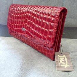 Клатчи - Женская сумка клатч, красная, 0