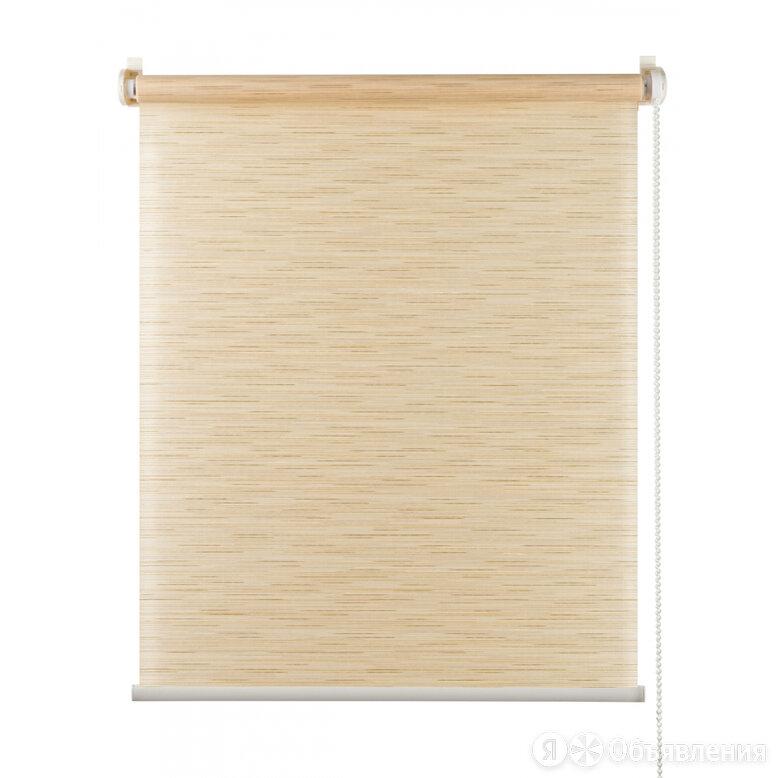 Рулонная штора ПраймДекор Твист по цене 1252₽ - Римские и рулонные шторы, фото 0