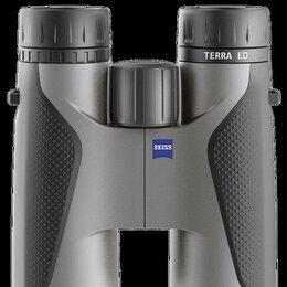 Бинокли и зрительные трубы - Бинокль zeiss Terra ED 8x42, black-grey, 0
