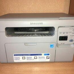 Принтеры, сканеры и МФУ - Мфу лазерное samsung scx-3400, 0