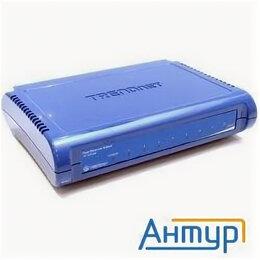 VoIP-оборудование - Trendnet Te100-s8 8-port 10/100mbps Fast Ethernet Switch, 0