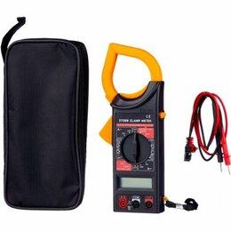 Измерительные инструменты и приборы - Токовые клещи TEK DT266, 0