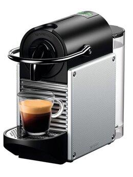 Кофеварки и кофемашины - Кофеварка капсульная Nespresso De Longhi EN124, 0