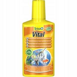 Аквариумная химия - Tetra Vital 100мл. на 200л.воды/естественных условий, 0