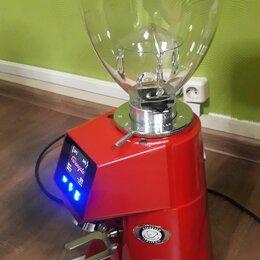 Кофемолки - Кофемолка электронная fiorenzato f64e, 0