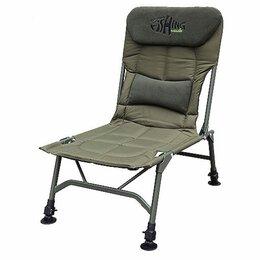 Походная мебель - Карповое кресло Norfin SALFORD NF, 0