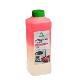 Косметика и гигиенические средства - GRASS Шампунь для бесконтактной мойки Active Foam Truck, 1 л (1:30-1:70), 0