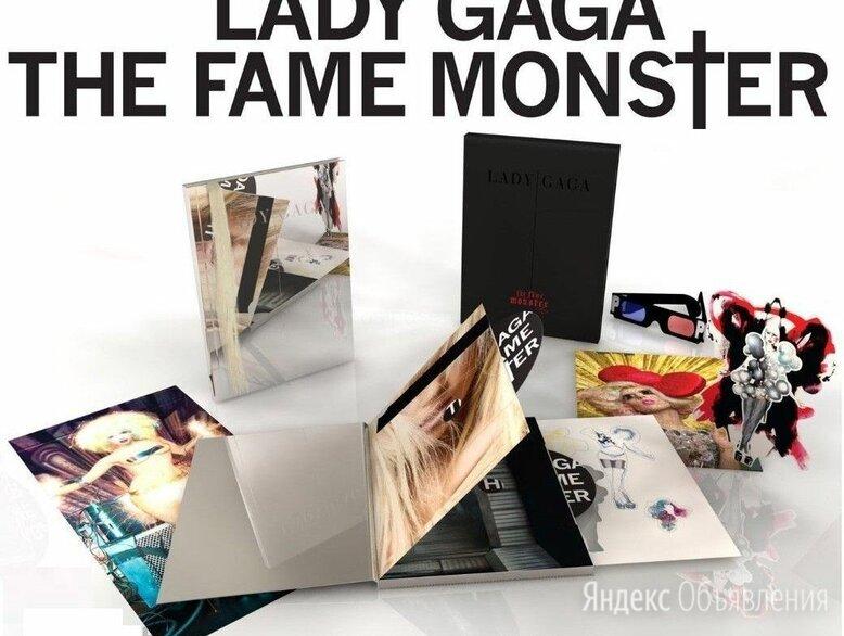 Lady Gaga – The Fame Monster Limited Edition по цене 40000₽ - Музыкальные CD и аудиокассеты, фото 0