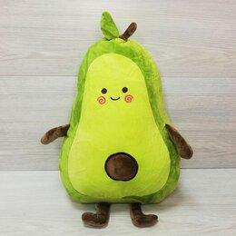 Мягкие игрушки - Мягкая игрушка Авокадо с лапками, 0