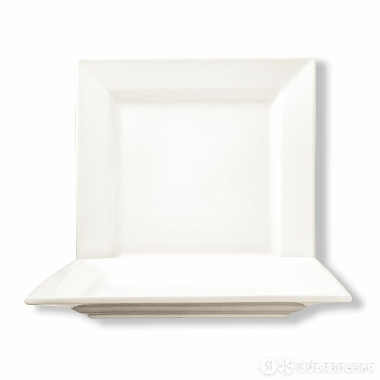 Тарелка 25*25 см квадратная, P.L. Proff Cuisine по цене 439₽ - Тарелки, фото 0