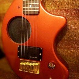 Электрогитары и бас-гитары - Тревел гитара Fernandes ZO-3, 0
