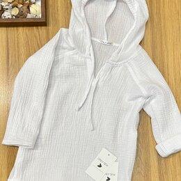 Домашняя одежда - Муслиновая туника, 0