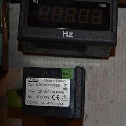 Измерительные инструменты и приборы - Вольтметры , частотомер, преобразователи LUMEL Польша , 0