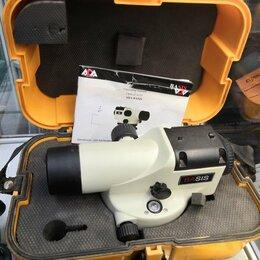 Измерительные инструменты и приборы - Нивелир Basis, 0
