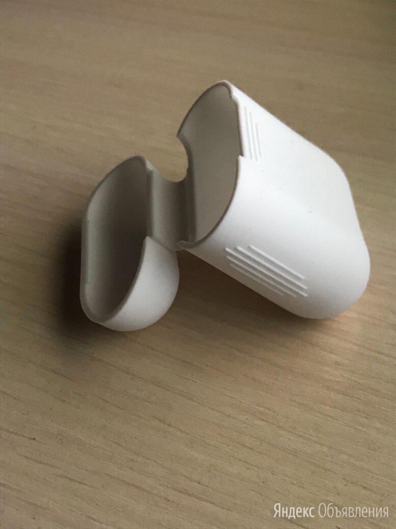 Чехол для наушников AirPods  по цене 300₽ - Аксессуары для наушников и гарнитур, фото 0