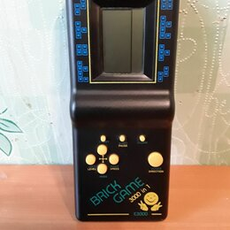 Ретро-консоли и электронные игры - Электронная игра тетрис Е3000, 0